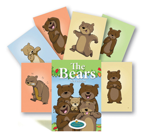 Check Out Our New BEARS BUNDLE With BONUS Cube