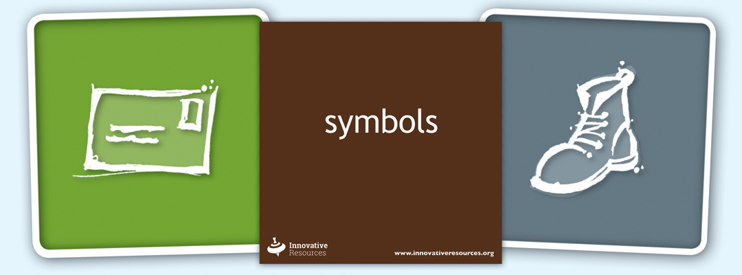 Symbols St Lukes Innovative Resources
