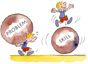 problem to skill